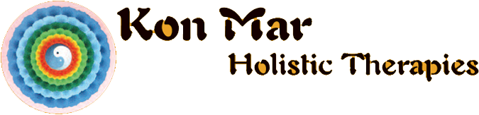 Kon Mar Holistic Therapies Logo